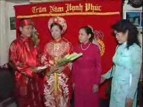 Dam cuoi Nam Trung va Anh Tuyet vol 2