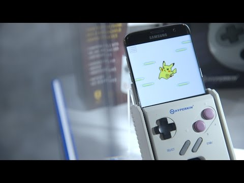 The Smart Boy turns your smartphone into a working Game Boy