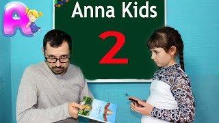 Дети играют в школу / У Юлианы новый телефон 6+