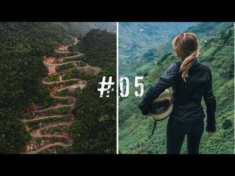 IS THIS REAL?! Vietnam's Craziest Drive - Meo Vac to Cao Bang