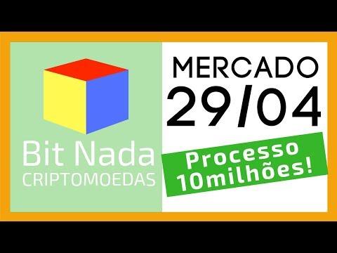 Mercado de Cripto! 29/04 ATLAS QUANTUM PROCESSADA / BTC / LTC