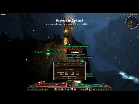 Ultimate Purifier (Demo + Inquisitor) / Grim Dawn 1 0 4 0