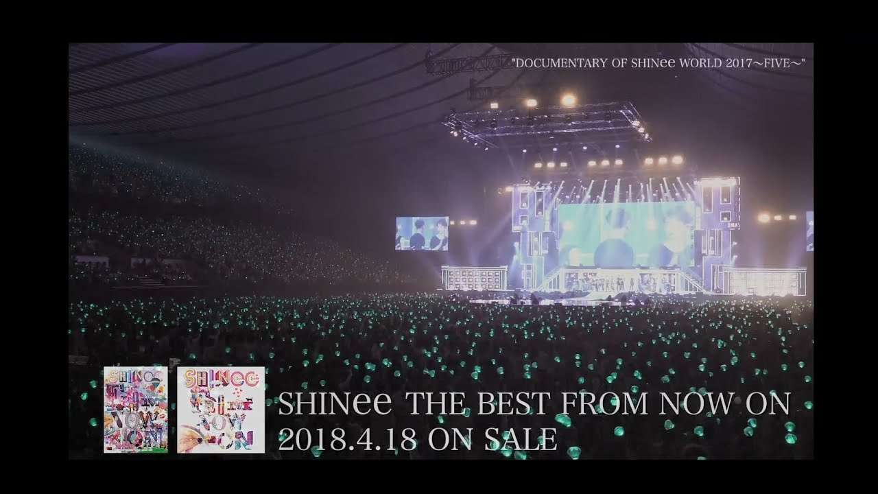 CDJapan : SHINee The Best From Now On [2CD+DVD / Limited