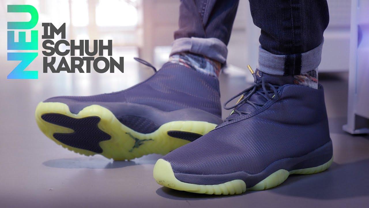 Nike Air Jordan Future Grey