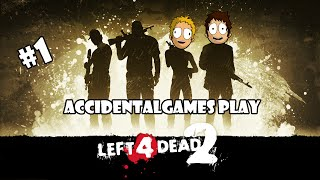 S4 E1 - Zombie Or Fish - Accidental Games Attempt To Play Left 4 Dead 2