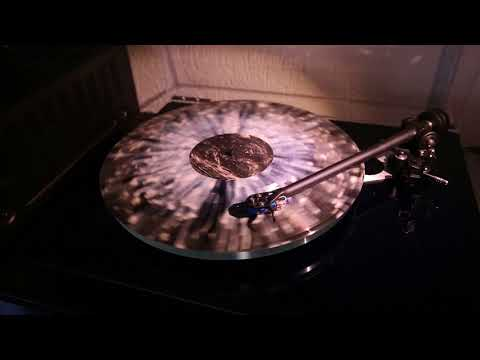 "TRNA - Lose Yourself To Find Peace on 12"" Ultraclear with splatter Full HD Recording"