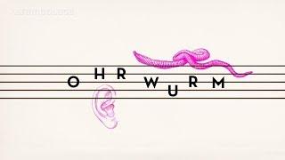 """Woher kommt der Begriff """"Ohrwurm""""?   Karambolage   ARTE"""