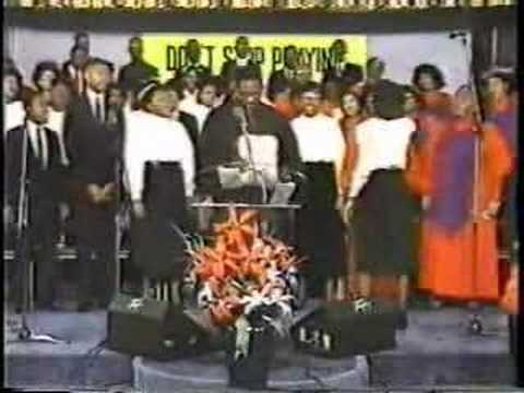 """Bishop Hue Rogers - """"Praying Spirit"""