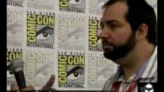 SDCC 2010-Secret Origin: The Story of DC Comics: Gregory Noveck Interview