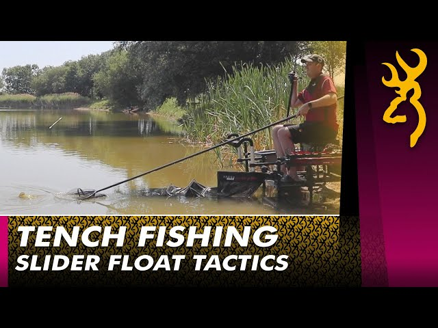 Tench Fishing : How to Fish the Slider Float