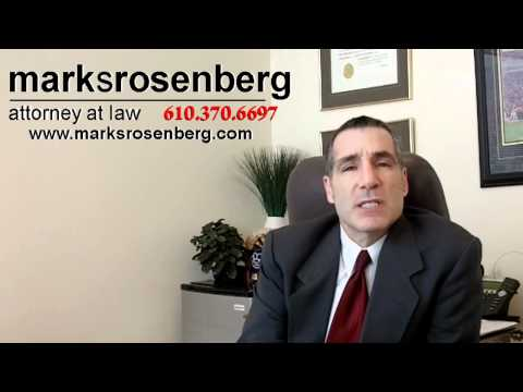 Mark S Rosenberg Personal Injury Attorney Philadelphia