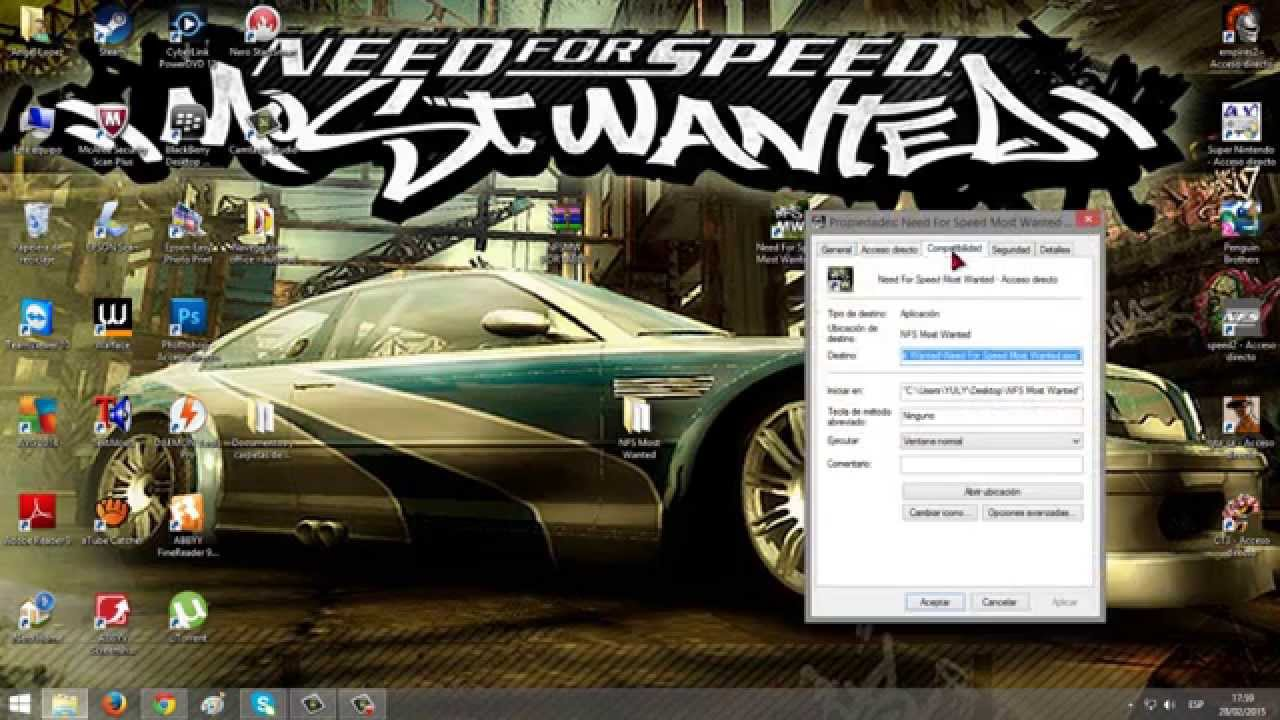 Descargar need for speed most wanted portable para pc Nfs most wanted para pc