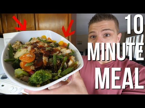 Simple & Quick Weight Loss Friendly Meal (Stir Fry)