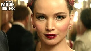 RED SPARROW | Jennifer Lawrence takes back her life in new trailer - FilmIsNow