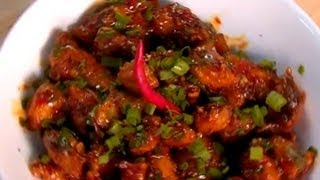 Honey Chilli Fish