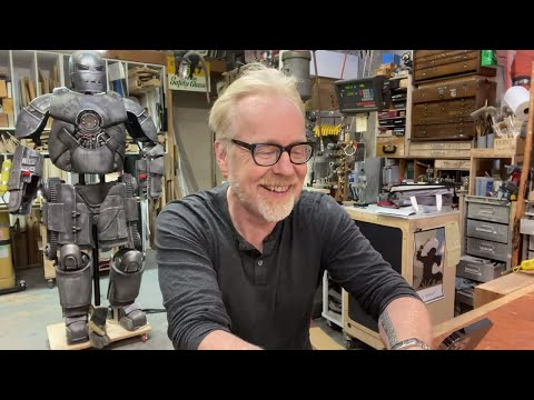 "Ask Adam Savage: Pros and Cons of ""Worldwide Fame"""