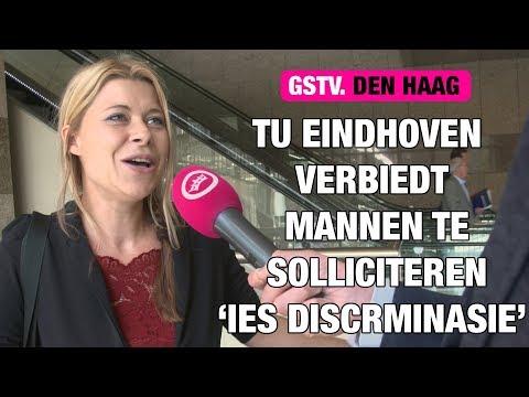 GSTV. Mannen Gediscrimineerd Door TU Eindhoven