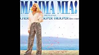CHER SUPER TROUPER MAMA MIA HERE WE GO AGAIN 2018 3.51