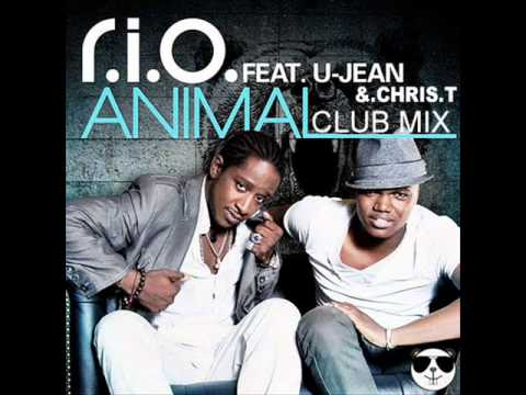 RIO feat UJean  Animal  Club Mix  ChrisT