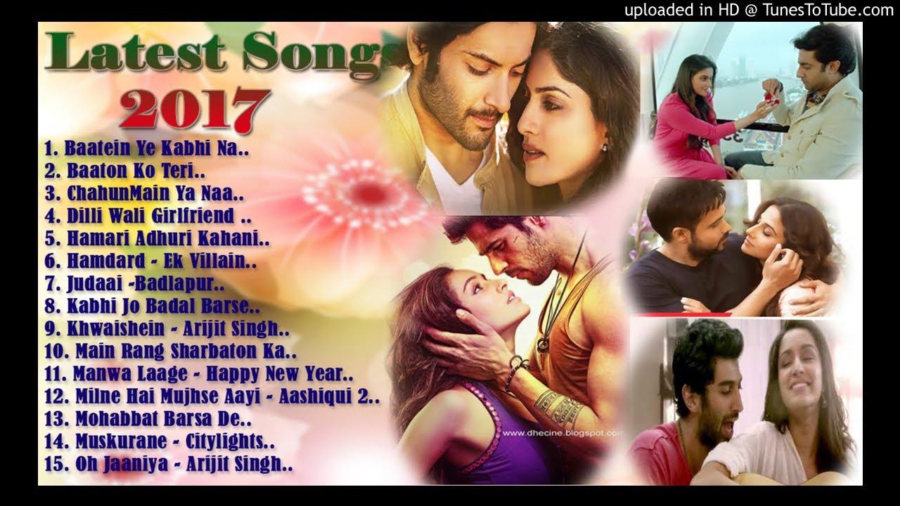 hindi new movie 2017 mp3 song