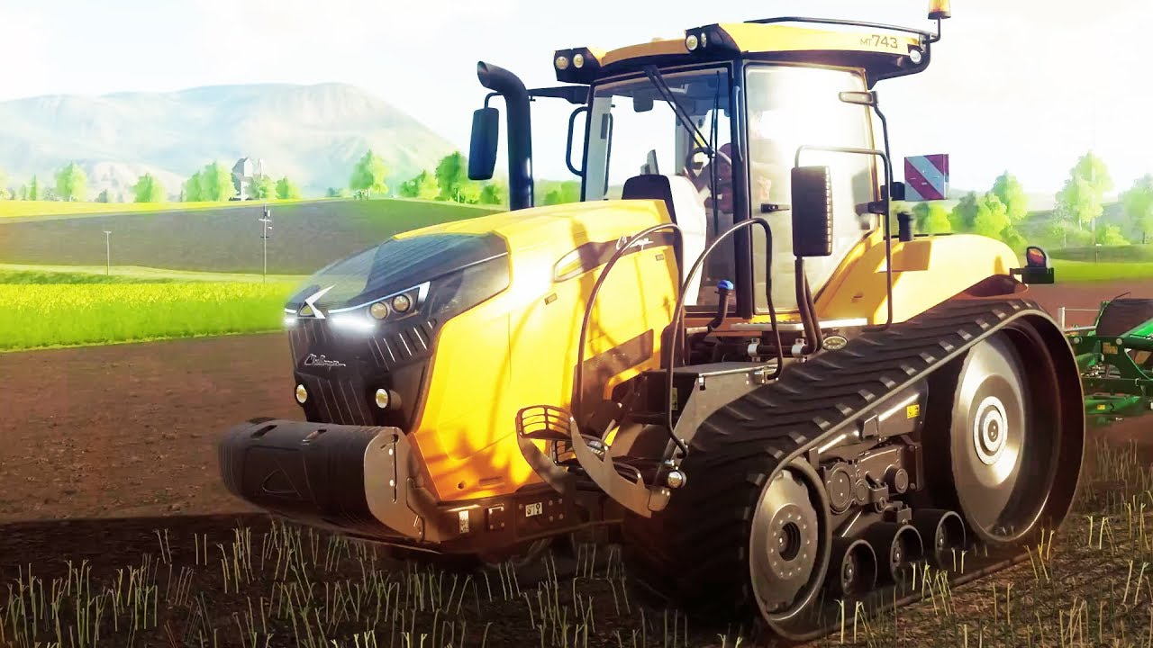 farming simulator 19 trailer 2018 ps4 xbox one pc youtube. Black Bedroom Furniture Sets. Home Design Ideas