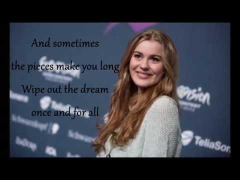 Emmelie de Forest - Let It Fall - Lyrics (On Screen)