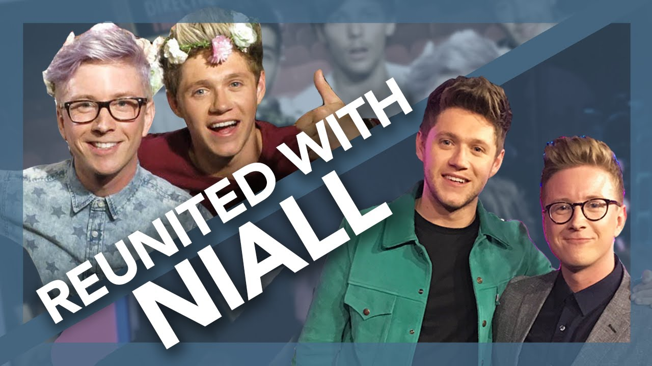 Reunited with Niall Horan | Tyler Oakley