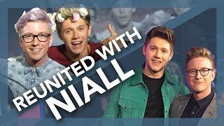 Video Reunited with Niall Horan | Tyler Oakley download MP3, 3GP, MP4, WEBM, AVI, FLV Desember 2017