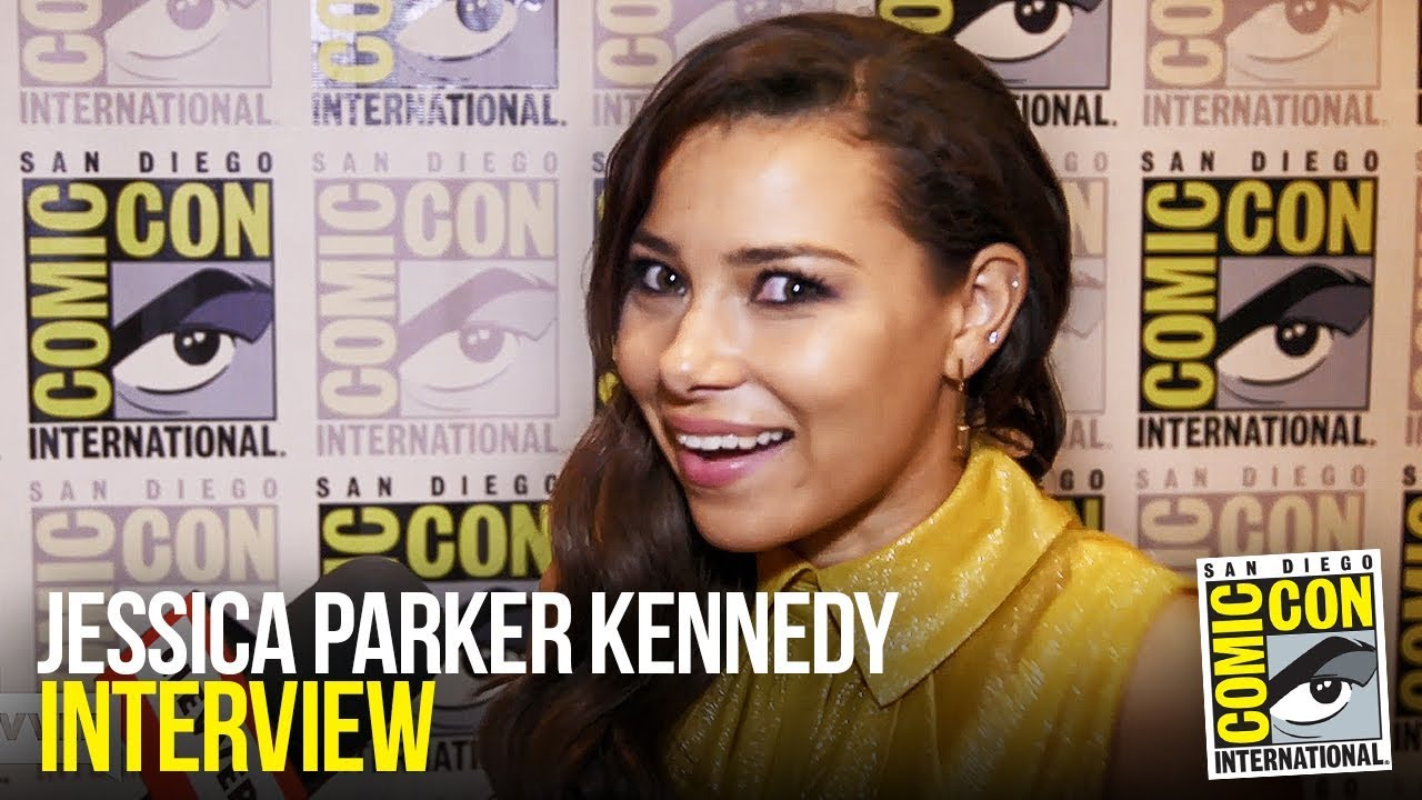 Jessica Park Kennedy Excited for More Nora Allen in The Flash Season 5 | Comic Con 2018 Interview