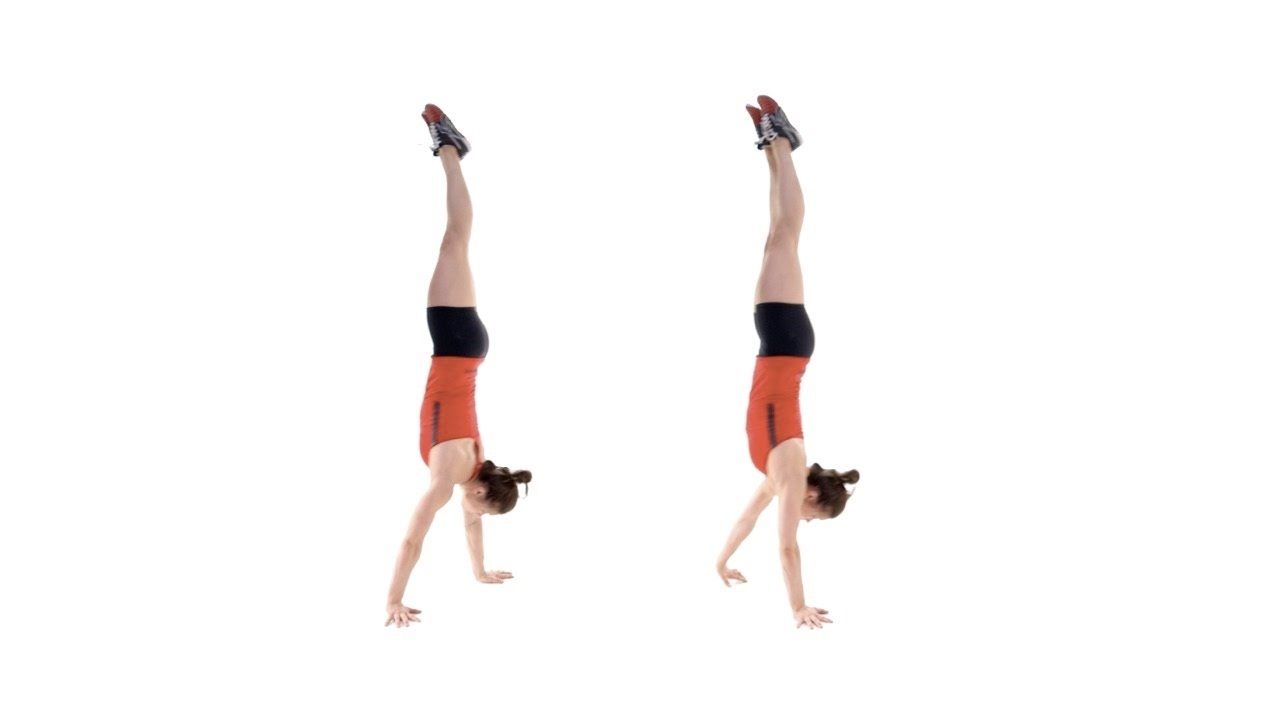 Hand stand picture 2