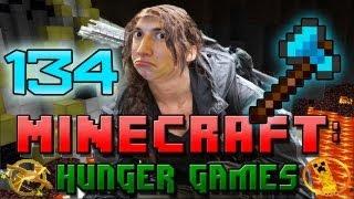 Minecraft: Hunger Games w/Mitch! Game 134 - CHOP CHOP CHOP!