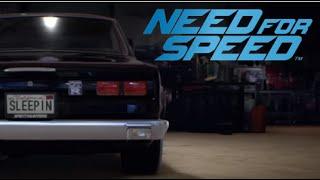 NEED FOR SPEED: Nissan Skyline 1972 Sleepy Outlaw Build