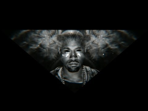 Music video Kanye West - I Am a God