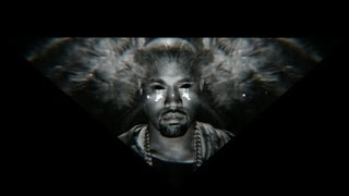 KANYE WEST -  I AM A GOD  - YEEZUS  NEW MUSIC VIDEO