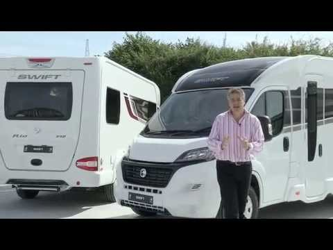 The All New Compact Rio Motorhome Range   A Sporty Smile