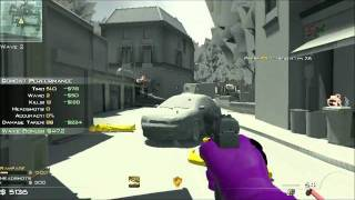 MW3 ChromatiX - Singleplayer Gameplay