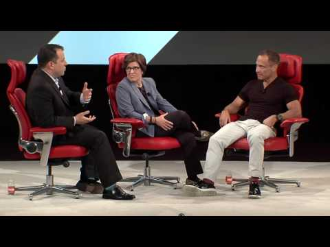 Peter Thiel vs. Gawker | Harvey Levin, TMZ | Code Conference 2016