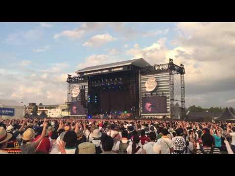 summer sonic サカナクション-夜の踊り子サビ