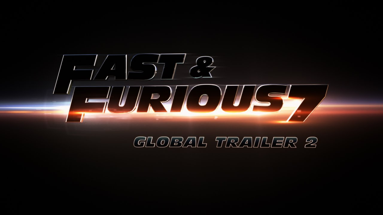 fast furious 7 official trailer 2 hd youtube