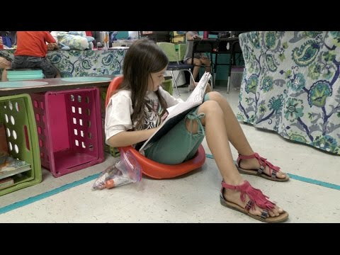 Flexible Classroom Seating