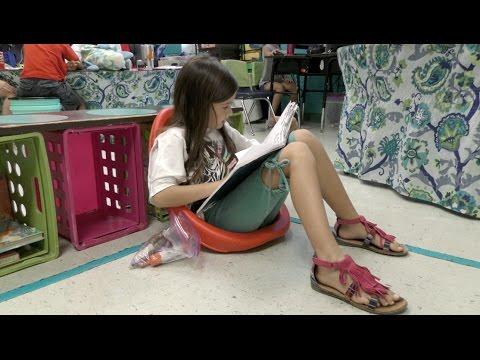Flexible Classroom Seating