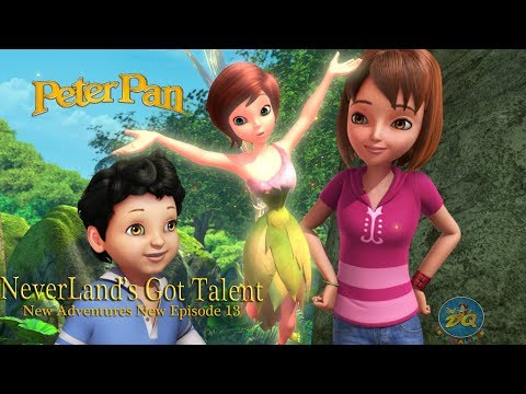 Peter Pan Season 2 Episode 14 Never Land Got Talent | Cartoon For Kids |  Video | Online