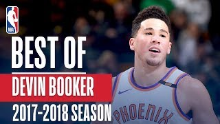 Best of Devin Booker | 2017-2018 NBA Season