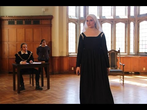 Measure for Measure - Sunday Performance