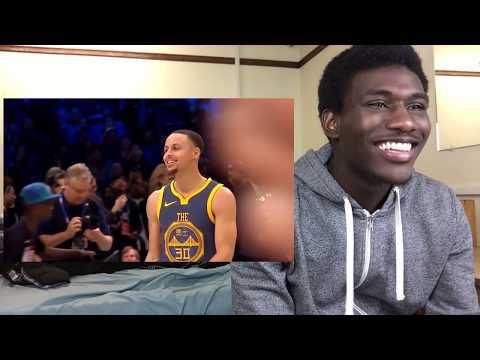 2019 NBA 3 Point Contest Full Highlights | BLAQ REACTION |