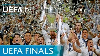UEFA finals in 2017 - Where and when you can catch the action