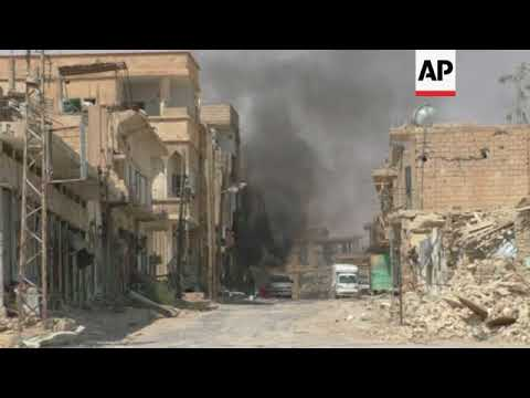 Inside last IS-held town in Homs to fall to Syrian govt forces