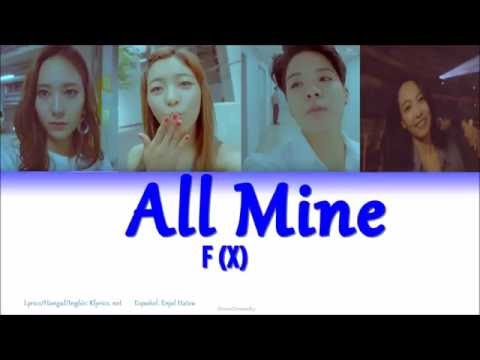 [STATION] Fx All Mine Lyrics [Han/Rom/Esp/Color Coded]