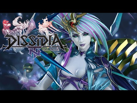 Dissidia Final Fantasy NT Beta no PS4 PRO