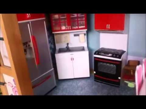 Dollhouse Analysis Diy Barbie Furniture Etc Youtube
